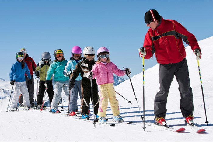 Ski Instructor Booking
