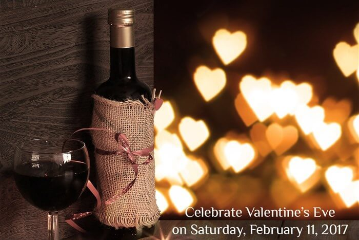 2017 Valentine's Eve at Le Grand Chalet
